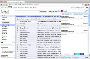 CloudMagic Extension Chrome