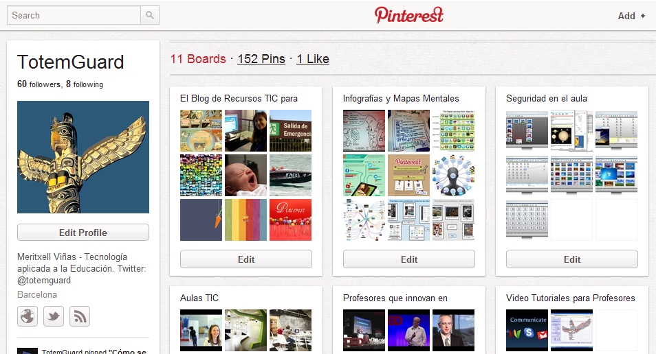 TotemGuard en Pinterest