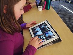 iPad en el aula