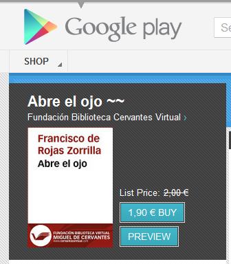 Abre el ojo en Google Play