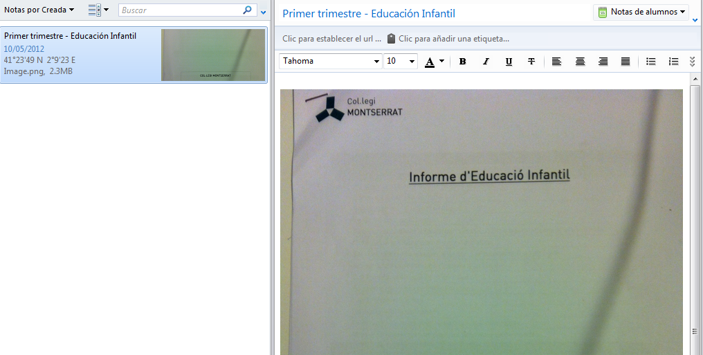 Digitalizar documentos con evernote