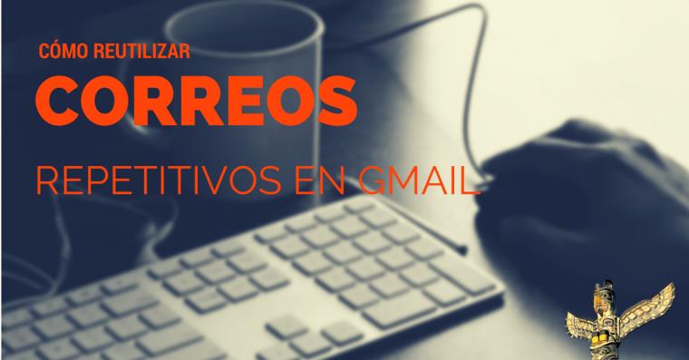 Respuestas estandar gmail