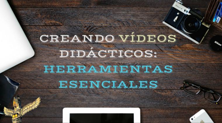Herramientas crear videos