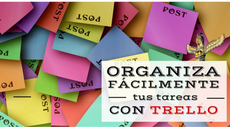 Organizar tareas trello