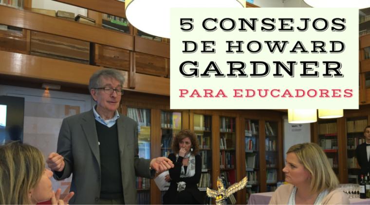 Howard Gardner colegio montserrat