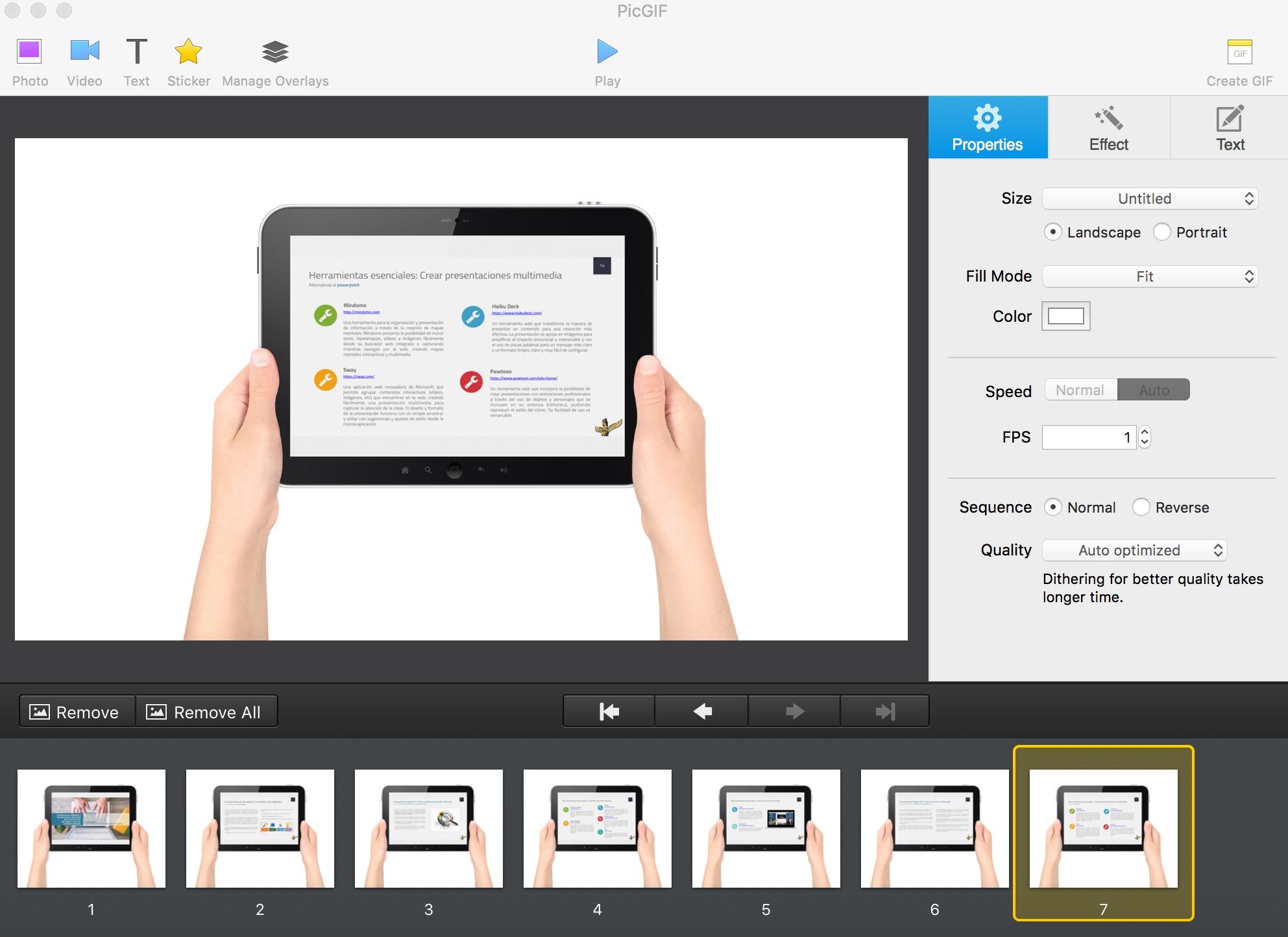 GIFs animados: Qué son, cómo usarlos, y aplicaciones para el aula ...