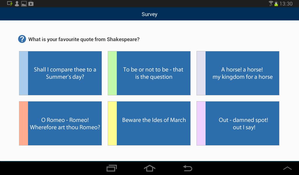 Encuesta Android