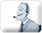 sesión de conexión remota con cliente